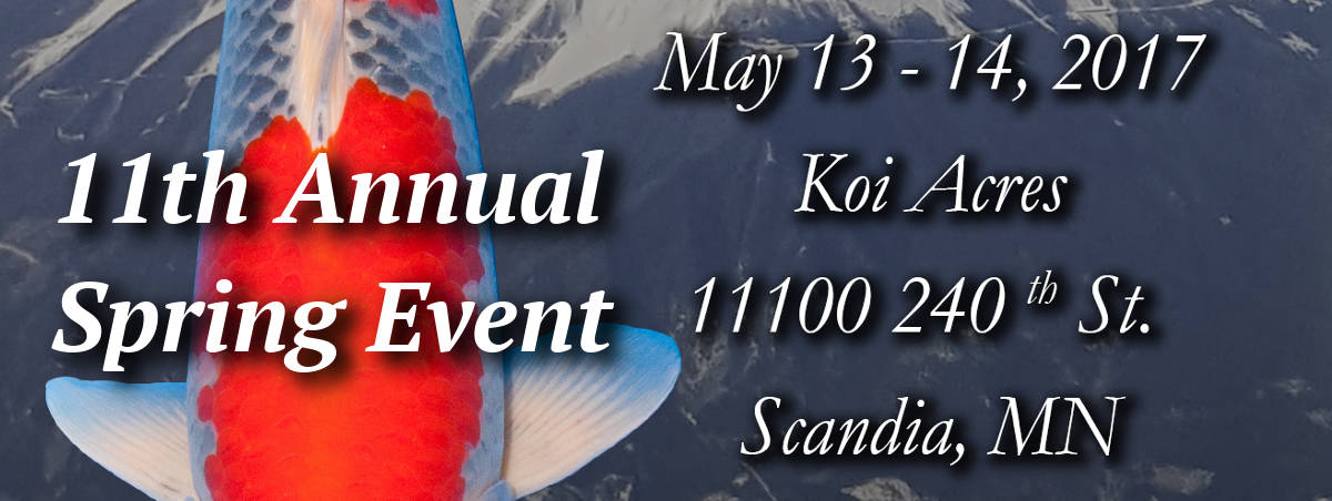 11th Annual Spring Event