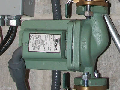 Recirculation Pump